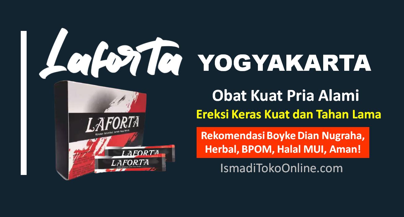 Laforta Yogyakarta di Mantrijeron
